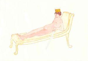 Tinta - Tinte-Ink 20 x 14 cm, 2005